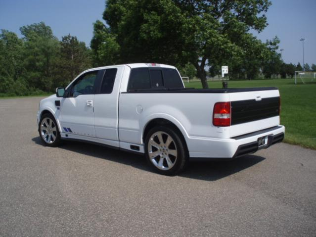 2010 Ford Explorer For Sale >> 2007 SALEEN S331 FORD F-150 SUPERCHARGED #67 LOW MILES