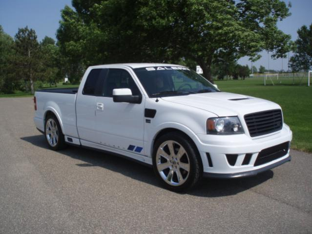 2007 Saleen S331 Ford F 150 Supercharged 67 Low Miles