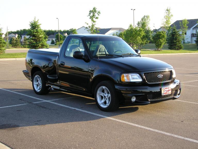Black  U0026 39 99 F150 Lightning For Sale