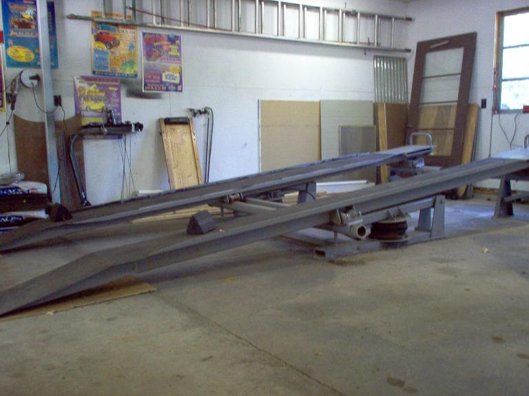 Fs Low Profile Car Lift