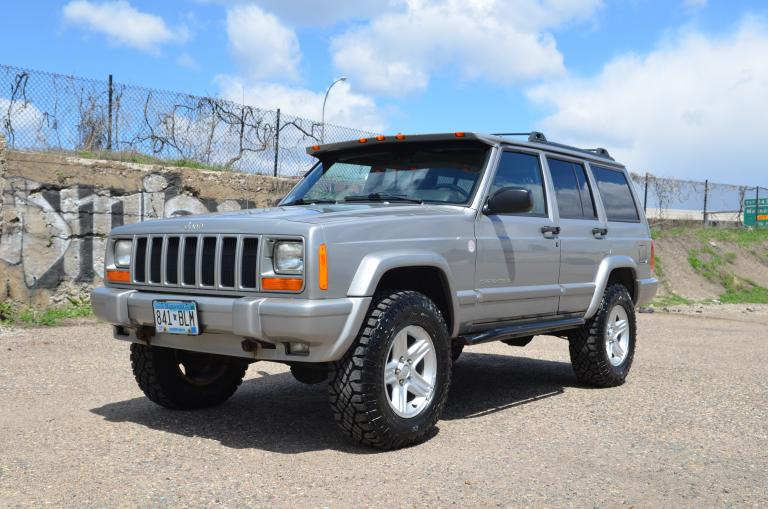 Sold Lifted 2001 Jeep Cherokee Limited 4 950