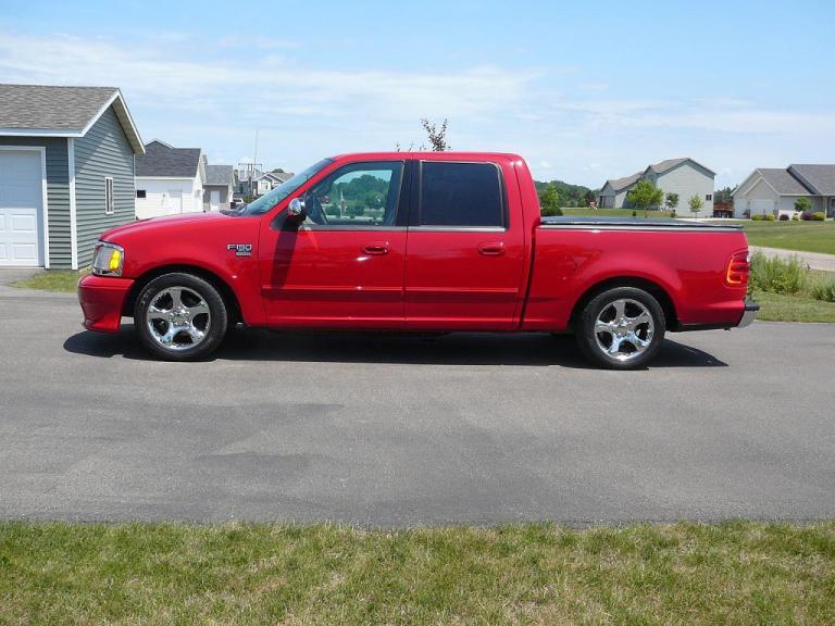 2001 roush f150 crewcab w 5 4 3v swap. Black Bedroom Furniture Sets. Home Design Ideas