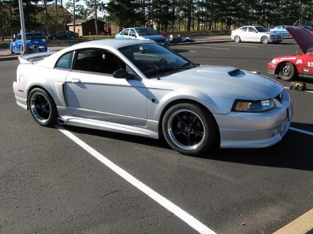 2002 Roush Stage 2 Mustang Gt For Sale